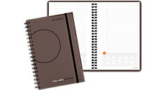 PLAN. WRITE. REMEMBER. Planning Notebook with Reference Calendars (Item # 706210)
