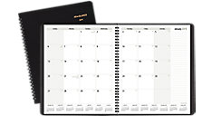 Notetaker Monthly Planner (Item # 70730)