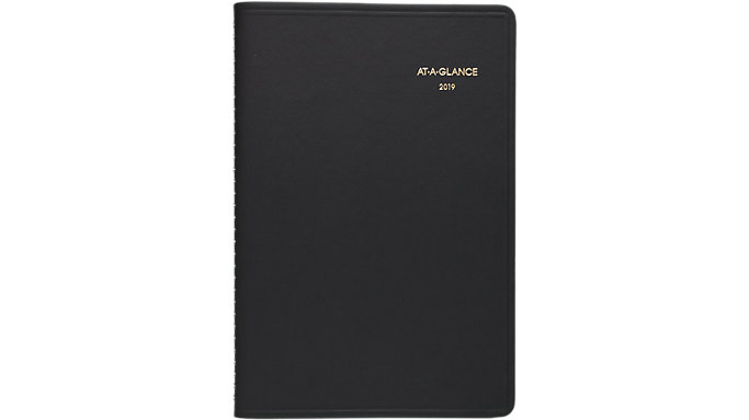 AT-A-GLANCE Daily Appointment Book  (70800)