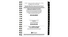 Executive Weekly-Monthly Appointment Book Refill for 70-545 (Item # 70908)