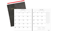 Monthly Planner Refill for 70-290 (Item # 70909)