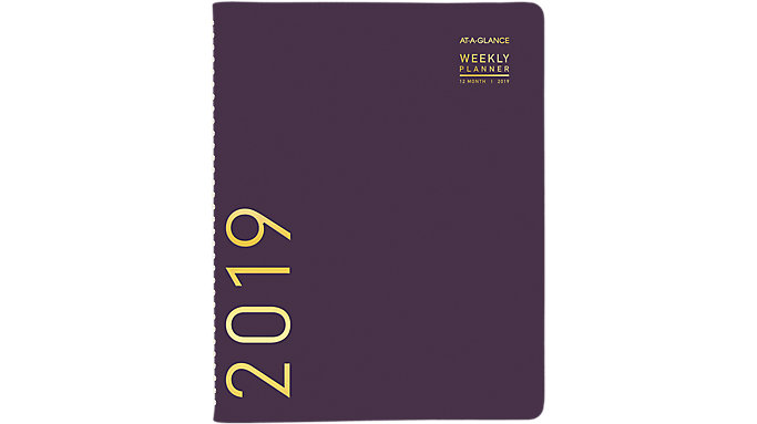 AT-A-GLANCE Contempo Fashion Weekly-Monthly Appointment Book  (70940X)