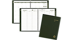 Recycled Weekly-Monthly Appointment Book (Item # 70950G)