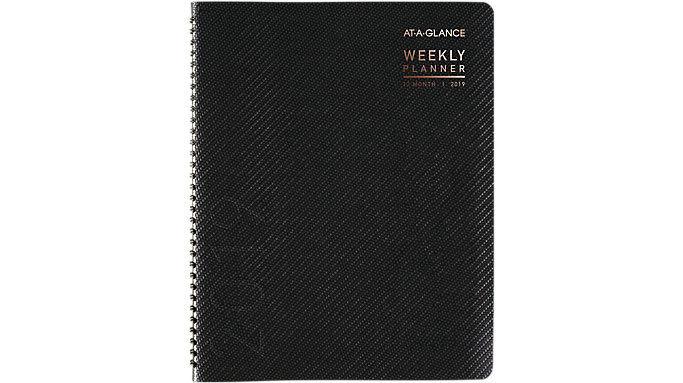 AT-A-GLANCE Contempo Weekly-Monthly Appointment Book  (70950X)