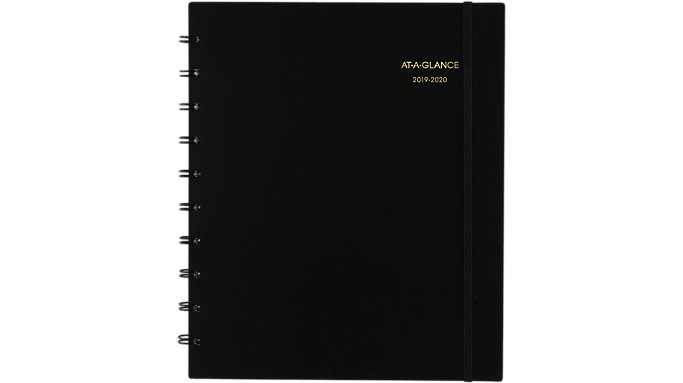 AT-A-GLANCE Academic Weekly Poly Appointment Book  (70957E)
