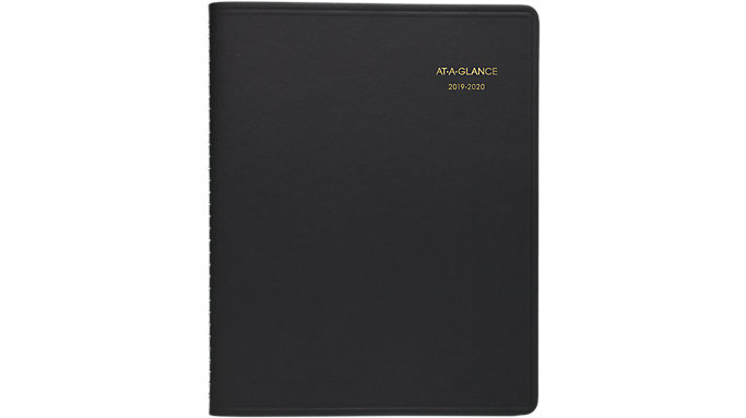 AT-A-GLANCE Academic Weekly Appointment Book  (70958)