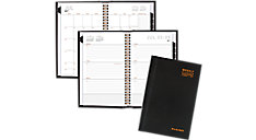 Contempo Academic Weekly-Monthly Hardcover Planner (Item # 70H01X)