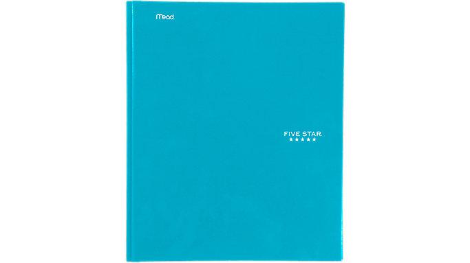 Five Star Pocket and Prong Paper Folder  (34002)