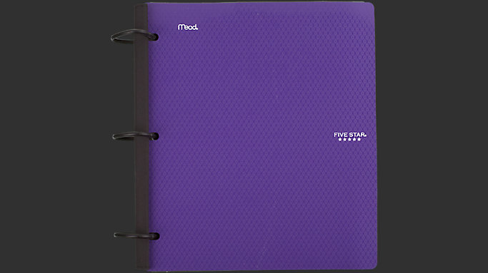 Five Star Flex 1 5 Inch Hybrid Notebinder