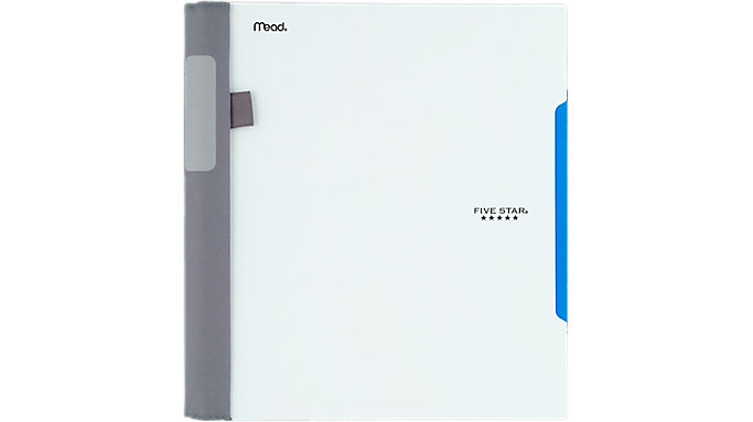 Five Star Advance Wirebound College Ruled Notebook 1 Subject  (06322)