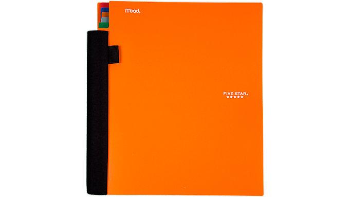 Five Star Advance Wirebound 5 Subject Notebook  (08192)
