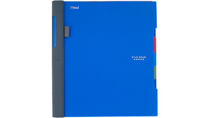 Five Star Advance Wirebound College Ruled Notebook 3 Subject  (06324)