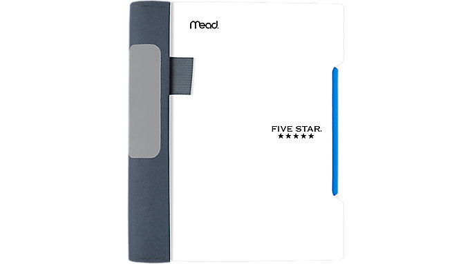 Five Star Advance Personal Wirebound College Ruled Notebook  (45176)