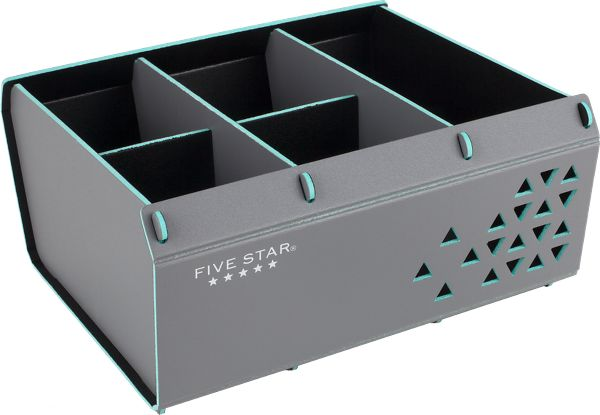 Five Star Essential Desk Organizer - Classroom & Office Storage