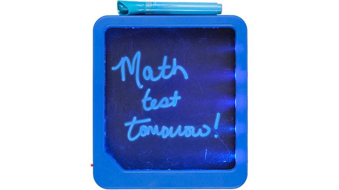Five Star Locker Dry Erase Board and Lights  (81176)