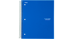 Trend Wirebound Wide Ruled Notebook 3 Subject | 05244C