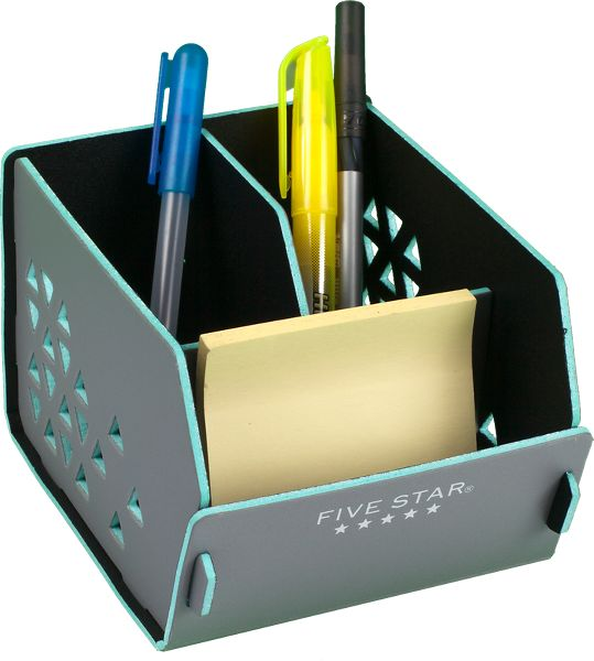 Five Star Caddy Desk Organizer - Classroom & Office Storage