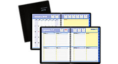 QuickNotes Weekly-Monthly Appointment Book (Item # 7601)