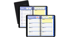 QuickNotes Weekly-Monthly Appointment Book (Item # 7602)