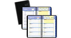 QuickNotes Weekly-Monthly Pocket Appointment Book (Item # 7603)
