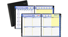 QuickNotes Weekly-Monthly Appointment Book (Item # 7605)