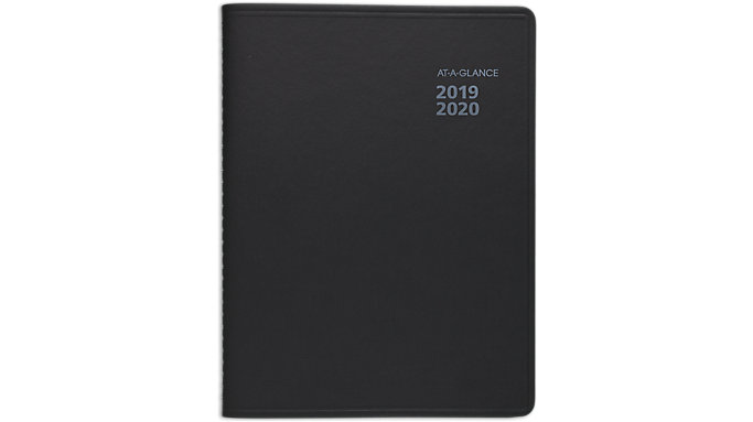 AT-A-GLANCE QuickNotes Academic Weekly-Monthly Planner  (7611)