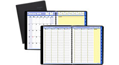 QuickNotes Weekly-Monthly Appointment Book (Item # 76950)
