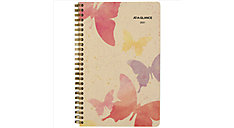 Watercolors Recycled Weekly-Monthly Planner (Item # 791-200G)