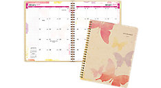 Watercolors Monthly Planner (Item # 791-800G)