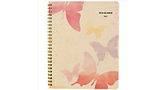 Watercolors Recycled Monthly Planner (Item # 791-800G)