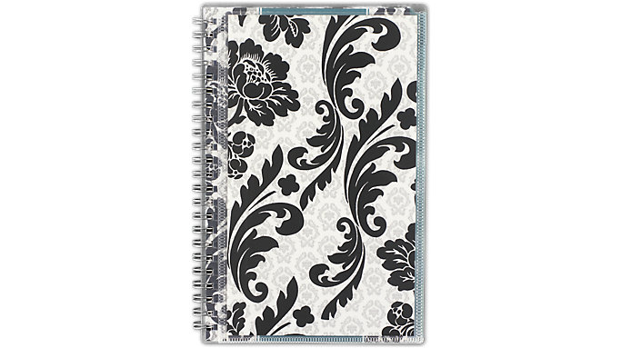 AT-A-GLANCE Madrid Customizable Weekly-Monthly Appointment Book  (793-201)