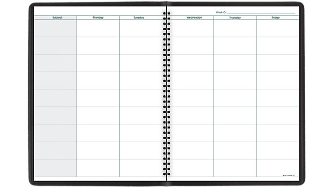 AT-A-GLANCE Teachers Planner    (80155)
