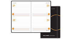 2-Days-Per-Page Planning Notebook (Item # 806120)