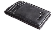 Mens Leather Bifold Wallet (Item # 80901)