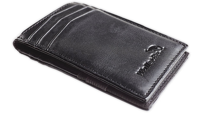 Day-Timer Mens Leather Bifold Wallet  (80901)