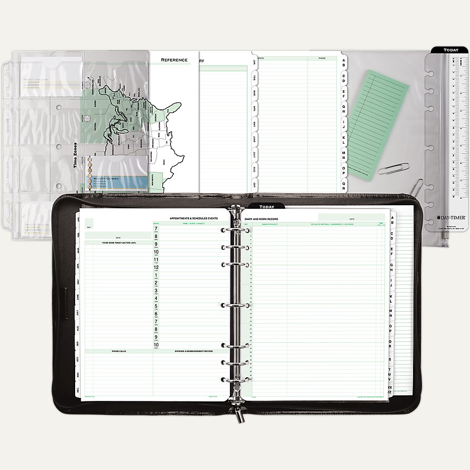 Planner Organizer Sets | Day-Timer