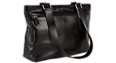 Western Coach Leather Tote (Item # 88691)