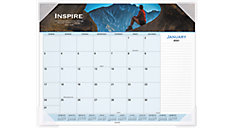 Motivational Panoramic Monthly Desk Pad (Item # 89801)