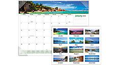 Seascape Panoramic Desk Pad (Item # 89803)
