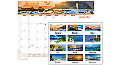 Seascape Panoramic Desk Pad (Item # 89803)