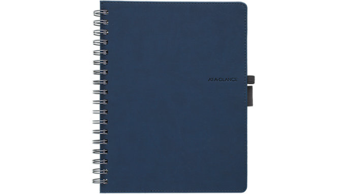 AT-A-GLANCE Premium Wirebound Notebook  (8CP-T56)