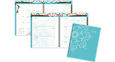 Suzani Academic Weekly-Monthly Planner (Item # 917-905A)