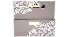 Organizher Magnetic Storage Pockets  (Item # 98135M)