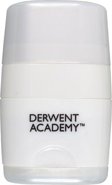 Derwent Academy 2-In-1 Pencil Sharpener and Eraser -