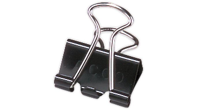 ACCO Binder Clips Mini  (A7072010)
