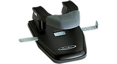 Comfort Handle 2-Hole Punch (Item # A7074050)