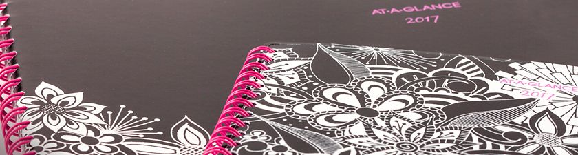 AT-A-GLANCE FloraDoodle Planner