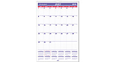 Academic Plan-A-Month Wall Calendar (Item # AY3)
