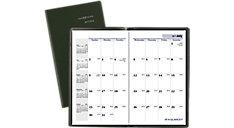 DayMinder Academic Monthly Pocket Planner (Item # AY53)