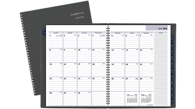 AT-A-GLANCE Academic Professional Monthly Planner  (AYC470)